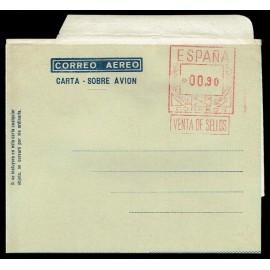 1956 ED. 56 * Aerogramas