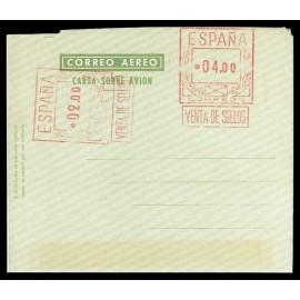 1956-1959 ED. 69 * Aerogramas