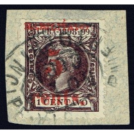 1898 ED. Cuba Intervención Norteamericana 14 us