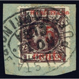 1898 ED. Cuba Intervención Norteamericana 14A us