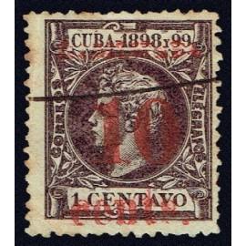1898 ED. Cuba Intervención Norteamericana 15 us