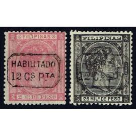 1878 ED. Filipinas 51/52 *