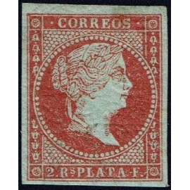 1855 ED. Antilles 3 *