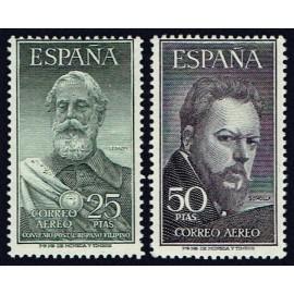1953 ED. 1124/1125 * (2)