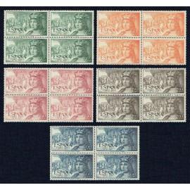 1952 ED. 1111/1115 ** [x4] (2)