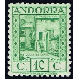 1935 ED. Andorra 31 *