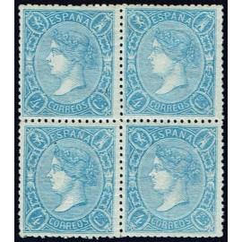 1865 ED. 75 * [x4]