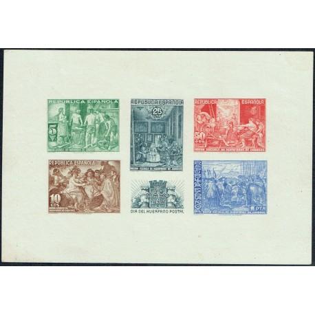 1939 ED. Beneficencia Huérfanos de Correos NE 34 **