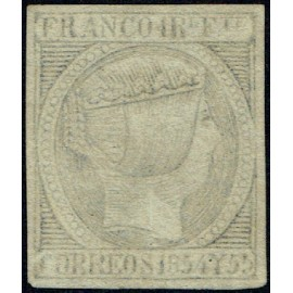 1854 ED. Filipinas 3b *