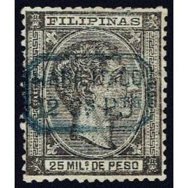1878 ED. Filipinas 52hcc *