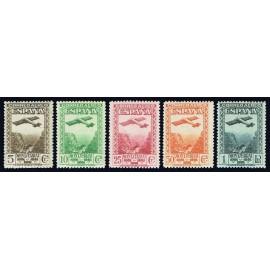 1931 ED. 650/654 ** (2)