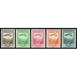 1931 ED. 650/654 **