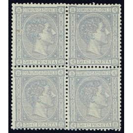 1875 ED. 168 * [x4]
