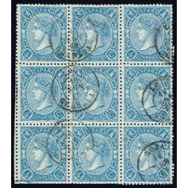 1865 ED. 75A us [x9]