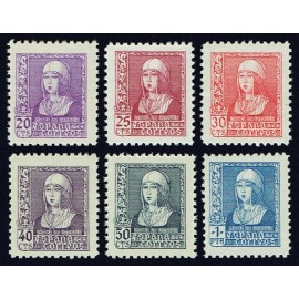 1938 ED. 855/860 ** (2)