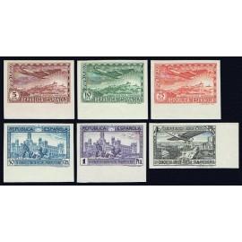 1931 ED. 614s/619s *