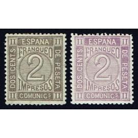 1872 ED. 116, 116a *