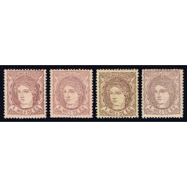 1870 ED. 102 * [x4]