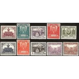 1931 ED. 604H/613H **
