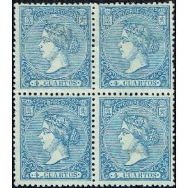 1866 ED. 81 * [x4]