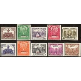 1931 ED. 620s/629s *