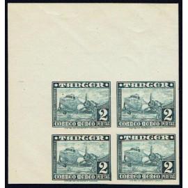 1948 ED. Tánger 170s ** [x4]