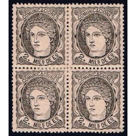 1870 ED. 103 * [x4]