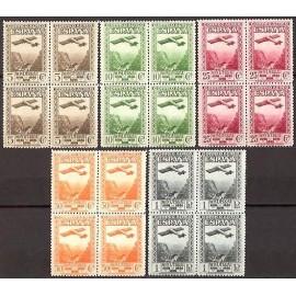 1931 ED. 650/654 ** [x4]