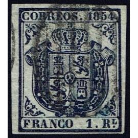 1854 ED. 34a us