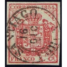 1854 ED. 33 us