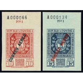 1936 ED. 729/730 **