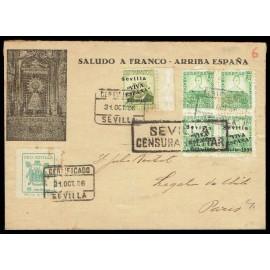 1936 ED. ELP Sevilla 21hpv [x2], 29 us