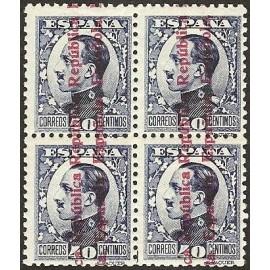 1931 ED. NE 25 ** [x4]