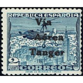 1938 ED. Tánger NE 9 **