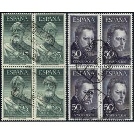 1953 ED. 1124/1125 us [x4]