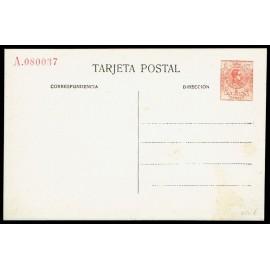 1910-1924 ED. 12 * Enteros Postales Privados