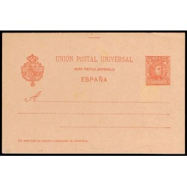 1901 ED. 39 * Tarjetas Entero Postales