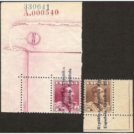 1931 ED. NE 26/27 **/*