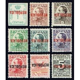 1931 ED. ELR Valencia 1hi/9hi *