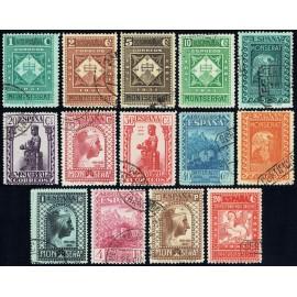1931 ED. 636/649 us (2)