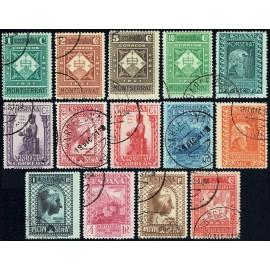 1931 ED. 636/649 us