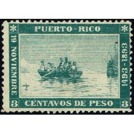 1893 ED. Puerto Rico 101 *