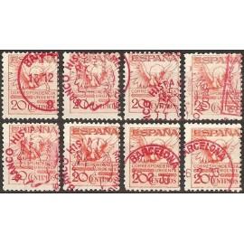 1932 ED. 676 us [x8]