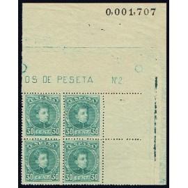 1901 ED. 249 ** [x4]