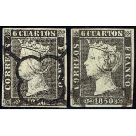 1850 ED. 1/1A us