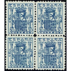1936 ED. 801 ** [x4]