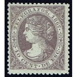 1867 ED. Telégrafos 17 *