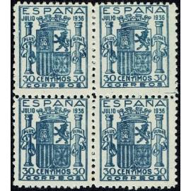 1936 ED. 801F * [x4]