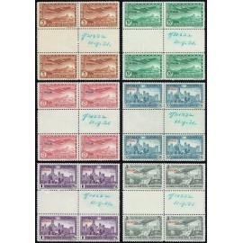 1931 ED. 630pp/635pp (*) [x4]