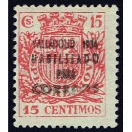 1936 ED. ELP Valladolid 1 *